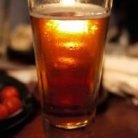 光のビール