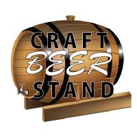CRAFT BEER STAND CASK