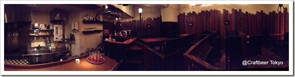 グリフォン新宿店パノラマ写真
