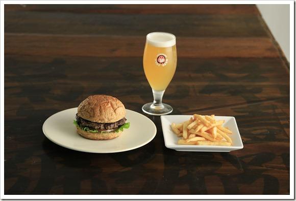 ビール&ハンバーガー_1080