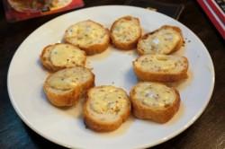ウェルシュラビット イギリス流チーズトースト