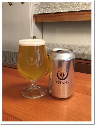 TITANS lager