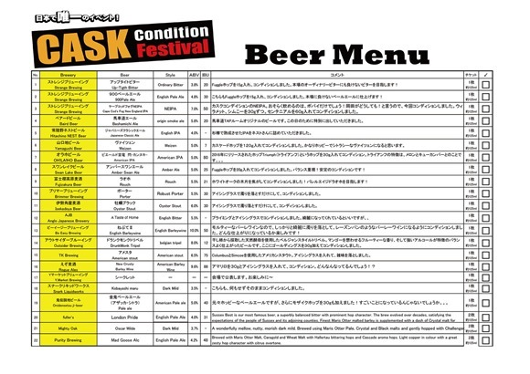 cask_beer_menu